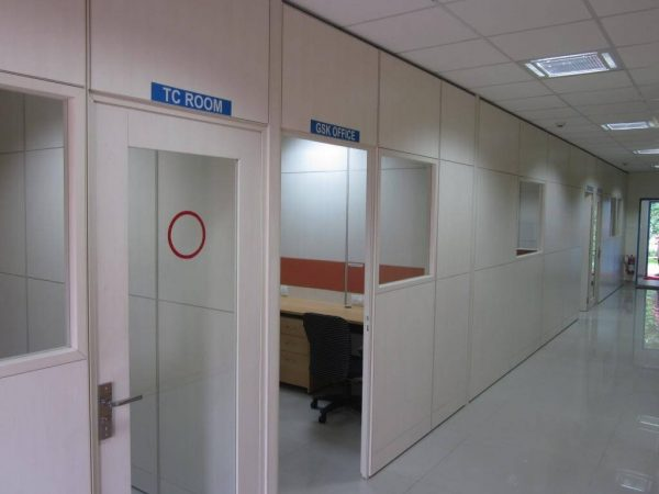 Office Modular Partition : OP - 271