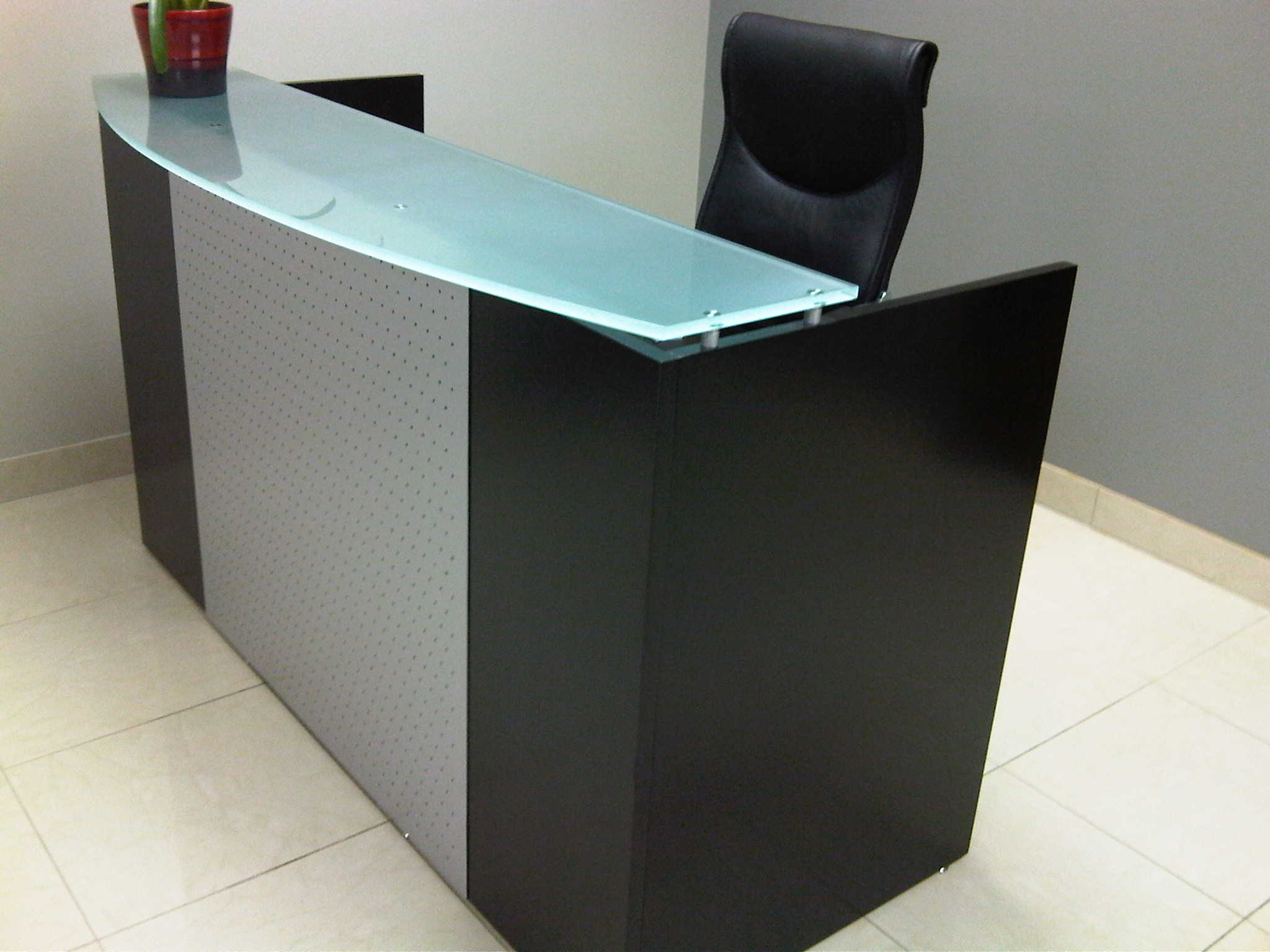 Reception Table Rt 642 Modular Dekho
